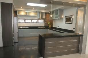 sample pictures of kitchen cabinets interior design