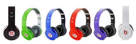 beats by dre colors six color beats by dr dre wireless bluetooth headphones