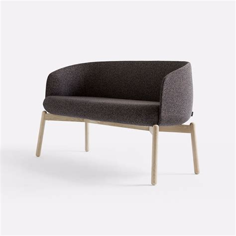 niedriges sofa halle sofa design kollektion plus halle bruno