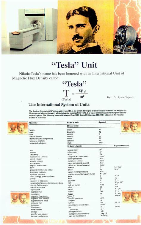 Tesla Unit Tesla Unit
