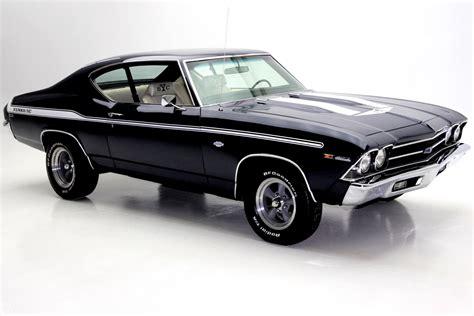 Size Of 2 Car Garage by 1969 Chevrolet Chevelle Yenko Big Block 4 Speed American