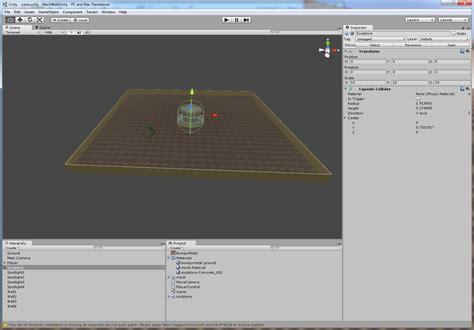 tutorial blender unity unity3d beginner for beginner tutorial mech cordinc