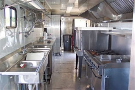 Mobile Kitchen Rental by Mobile Kitchen Rental K9 53 Ft Photo 02 For Rent