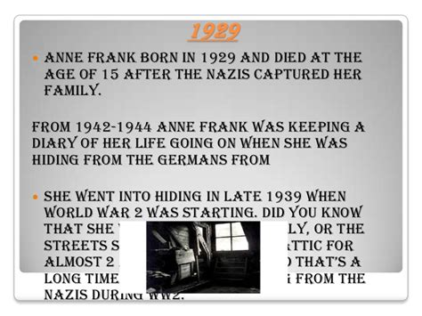 anne frank encyclopedia of world biography anne frank the biography