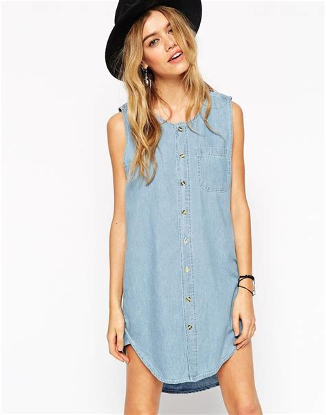 Sleeveless Dress Denim best 25 sleeveless denim shirts ideas on jean
