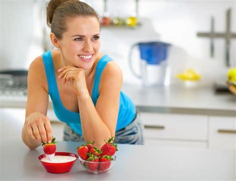 settimanale e donna dieta detox menu settimanale per dimagrire e depurarsi