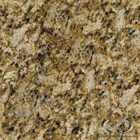 Kitchen Granite And Backsplash Ideas Santa Helena Granite Kitchen Countertop Ideas
