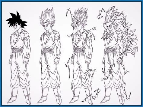 imagenes para colorear a dragon ball z imagenes para dibujar dragon ball z y majin boo imagenes