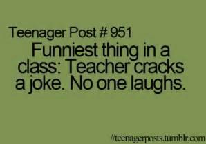 funny joke laughs teacher teenager post   image 258571 on favim
