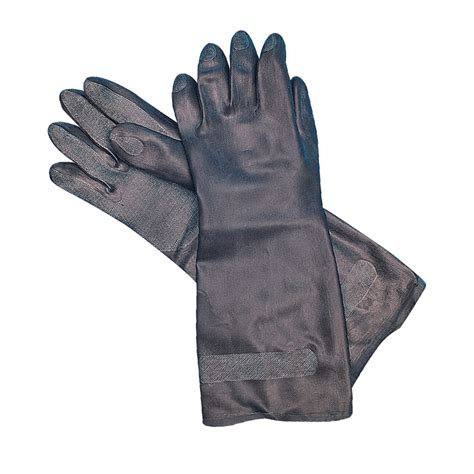 Kitchen Grip Gloves San Jamar 238sf L Lined Neoprene Glove Large Heat