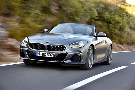 2020 Bmw Z4 by 2020 Bmw Z4 Roadster Shows Stunning Details In New Photo