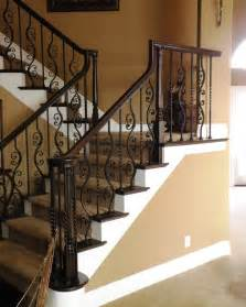 Rot Iron Banister 25 Best Wrought Iron Banister Ideas On Pinterest