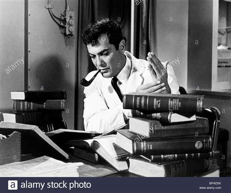 ferdinand demara film tony curtis the great impostor 1961 stock photo royalty