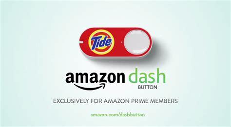 amazon dash button amazon unveils extremely innovative shopping tool called