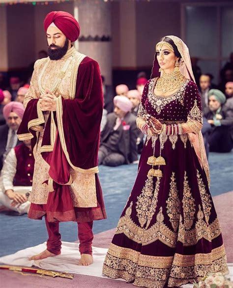 Wedding Punjabi by Best 25 Indian Wedding Dresses Ideas On