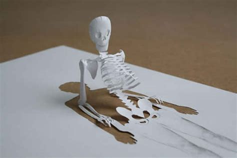 How To Make A Sculpture Out Of Paper Mache - paper 100 extraordinary exles of paper