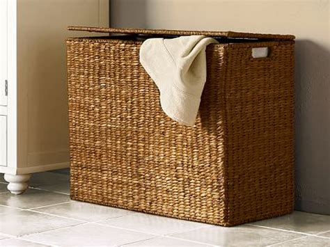 Bamboo Laundry Hers Bamboo Laundry Hers Collapsible Laundry Sorters And Hers