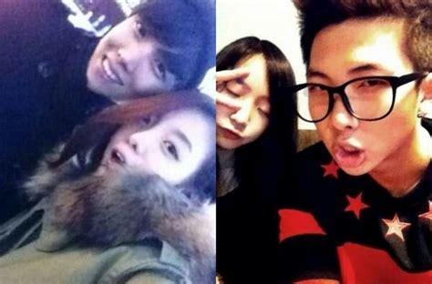 namjoon kim sister bts with their family member army s amino