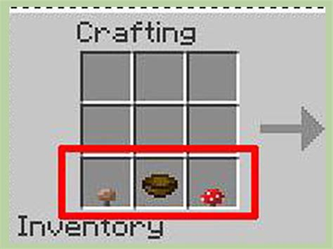 how do you make a dog house how to make a bowl in minecraft 6 steps with pictures
