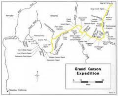 horseshoe bend grand map