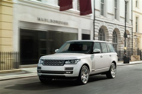 electric land rover we hear range rover planning all electric tesla rival