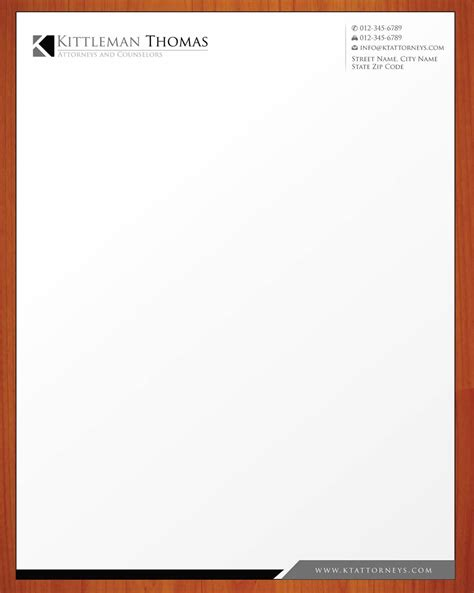 legal letterhead design google search letterheads