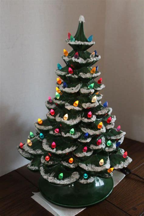 arnel ceramic christmas tree 1000 ideas about ceramic trees on vintage lights vintage