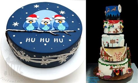 christmas cakes for children cake geek magazine