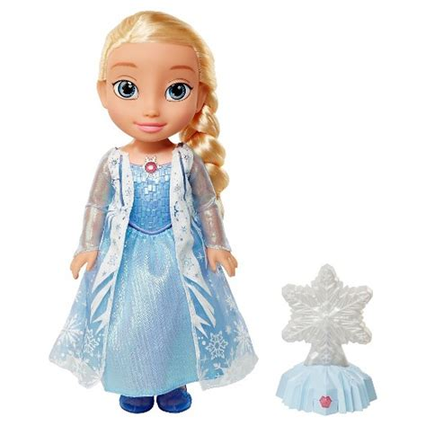 frozen and dolls disney frozen northern lights feature elsa doll target