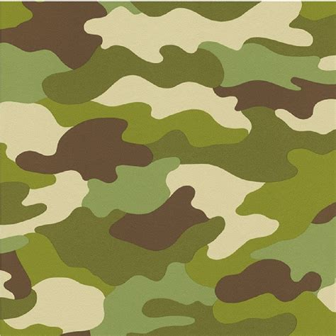 green camo rasch kids club camouflage army green children s wallpaper