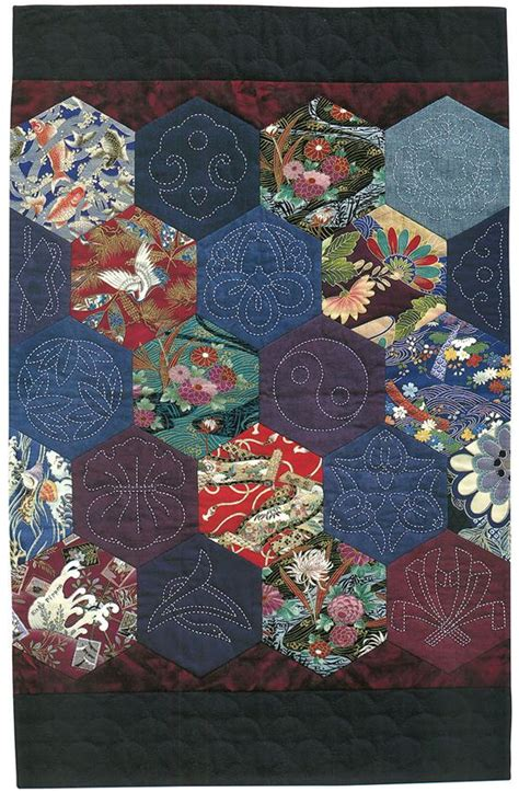 25 best ideas about japanese quilt patterns on