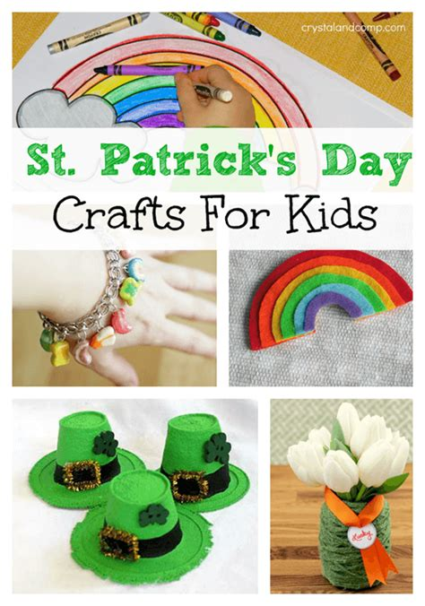 6 fun st patrick s day crafts for kids princess pinky girl