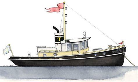 luxury tugboat yacht 32 steel tug yacht terrier