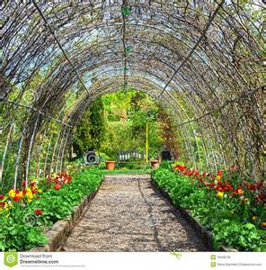 garden images garden of flowers royalty free stock photos image 18468728