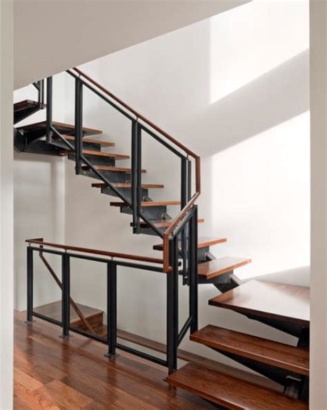 Handrail Design Modern Handrail Designs That Make The Staircase Stand Out