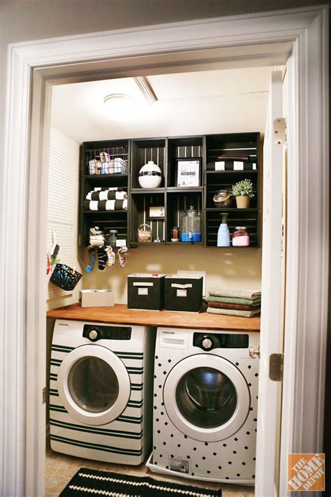 Cheap Laundry Room Decor 25 Small Laundry Room Ideas Home Stories A To Z