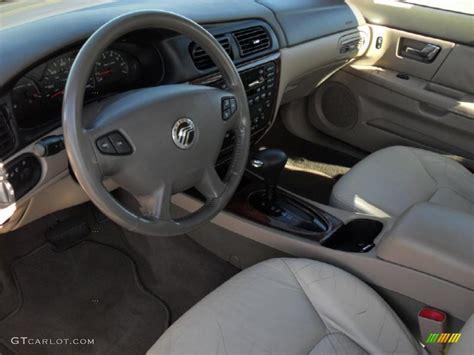 2001 Mercury Interior by 2001 Mercury Ls Premium Sedan Interior Photo