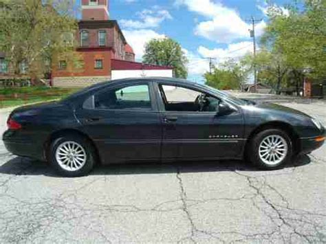 find used 1999 chrysler concorde lxi 3 2l engine rus great in youngstown ohio united states