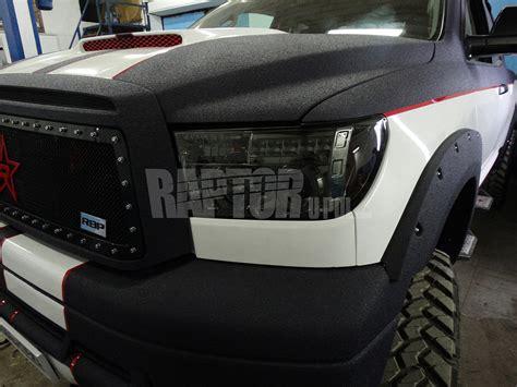 Pickup Bed Liner. U Pol Raptor Spray On Truck Bed Liner