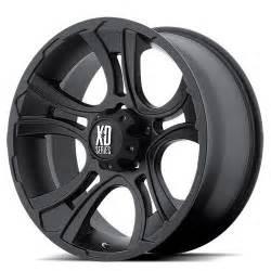 Black Truck Wheels Xd 18 Quot Xd Series Xd801 Xd Series Crank 18x9 0 Black Offroad