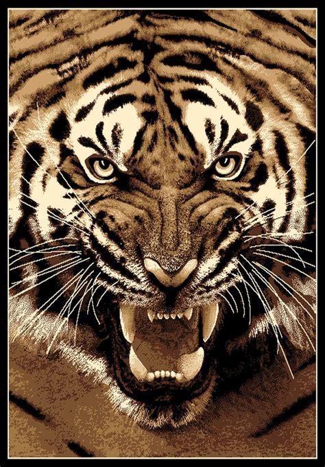 tappeto tigre tappeto da interno balta savana con tigre al miglior prezzo