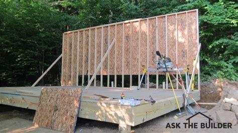 shed floor material   builder