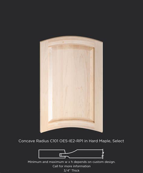Radius Cabinet Doors Radius Mullion Cabinet Doors Taylorcraft Cabinet Door Company