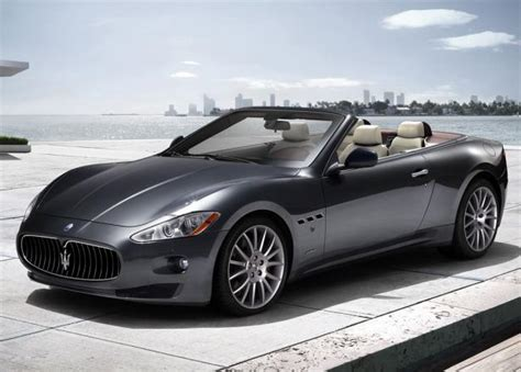 Maserati Prices by Maserati Granturismo Convertible Price