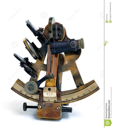 sextant age of exploration antique exploration sextant stock photos image 2476143
