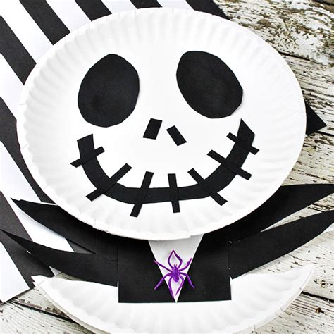the nightmare before crafts skellington craft for the nightmare before