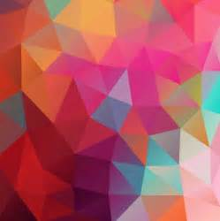 color design low poly colored background vector illustration free