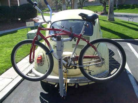 Bike Rack For Vw Beetle by Bike Rack Vw Bug Pictures To Pin On Pinsdaddy
