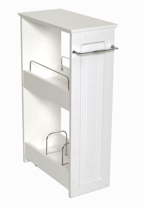 rolling bathroom storage rolling side cabinet laundry room bathroom shelving