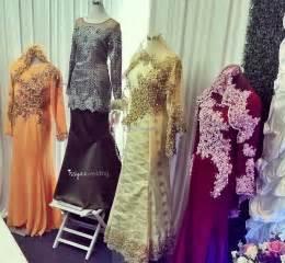 Baju pengantin terkini 2014 2015 butik busana pengantin andaman rekaan